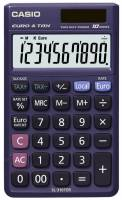 Casion SL-310ter lommeregner 10-cifre i foldeetui