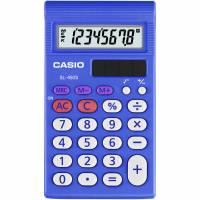 Casio SL-450 lommeregner i hardbox 8 cifre
