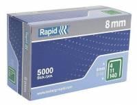 Rapid hæfteklammer 140/8, 5000 stk