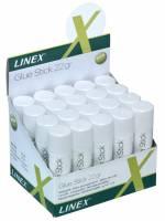 Linex limstift 22g til papir og foto