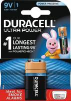 Duracell Ultra Power batteri 9V