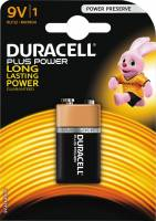 Duracell Plus Power 9V batteri