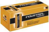 Duracell Industrial D batteri, pakke a 10 stk