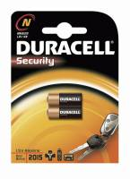 Duracell Security N/MN9100 batterier LR1, 2 stk pakning