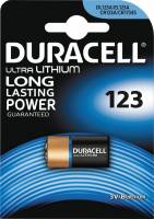 Duracell Ultra Photo 123 batteri