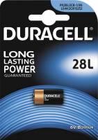 Duracell Photo 28L batteri 6V Lithium