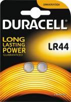 Duracell Electronics LR44 batteri, 2 stk pakning