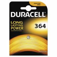 Duracell batteri 364 1,5V Silver Oxide