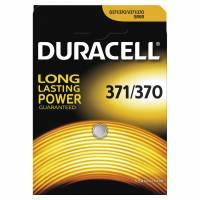 Duracell batteri 371/370 1,5V Silver Oxide