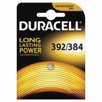 Durcell batteri 392/384 1,5V Silver Oxide