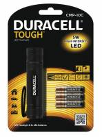 Duracell Though CMP10C LED lommelygte