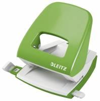 Leitz 5008 NeXXt hulapparat 2-huls lys grøn, 30 ark