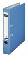 Leitz 180° brevordner A4 50mm lys blå