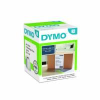 Dymo shippingetiketter 104x159mm S0904980 hvid