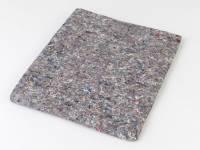 Flyttetæpper 100x150cm grå