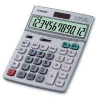 Casio DF-120ECO tax mapperegner 12 cifre, dual power
