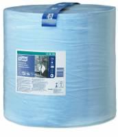 Tork Ekstra Kraftig W1 aftørringspapir 130080 blå