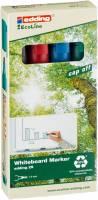Edding 29 EcoLine whiteboardmarker 1-5mm skrå spids sæt