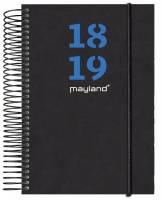 Mayland studiekalender A6 Senator år - uge 19801210