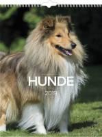 Mayland vægkalender Hunde 29,5x39cm 19066320