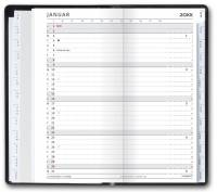 Mayland indexPlanner REFILL 9x17cm 19095200