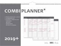 Mayland combi-Planner A3 månedoversigt