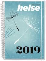 Mayland helse kalender højformat A5 2019