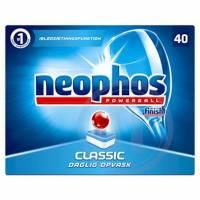 Neophos Powerball maskineopvasketabs, 40 stk