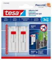 Tesa Klæbesøm t/fliser og metal justerbar 3kg 2stk/pak