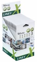 Linex klæbegummi Tack-All i små firkanter 50g
