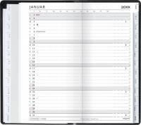 Mayland Indexplanner refill kalender + telefonreg. 9x17cm 21 0951 00