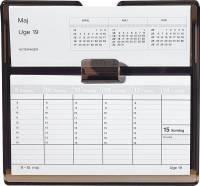 Mayland Uge bordkalender refill Flip-a-week 18x10cm 21 1360 00