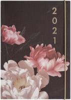 Mayland Ugekalender A5 International indbundet 15x21cm tværformat 21 2008 50