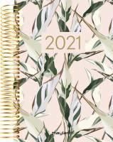 Mayland Timekalender Blad soft 17x23,5cm 1 dag/side 21 2180 30