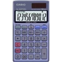 Casio SL-320TER TAX og EURO mapperegner 12 cifre