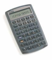 HP 10BII DK original finansregner - 100 funktioner