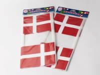 Flag papir på pind 14,5x19 cm, pose a 10 stk