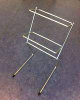 Bordstativ til non-stop servietter metal