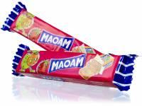 Maoam frugt karameller , 3 stk pakning