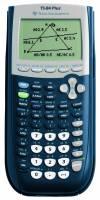 Texas TI 84 Plus matematik regnemaskine med graphlink