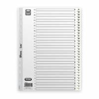 Elba Strongline register A4 31-1 PP hvid