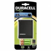 Duracell 45 minutters batterilader