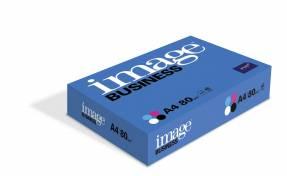 Image Business kopipapir 80g A4 med 4 huller, 500 ark