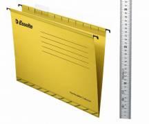 Pendaflex hængemapper Folio gul