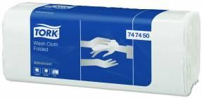 Tork Advanced vaskeklud H3 6-lag Z-fold 747450 hvid
