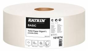 Katrin Basic Gigant L toiletpapir 1-lags 101674