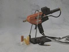 Limpistol Jet-melt 2 (210 oC) til el & trykluft