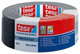 Tesa lærred tape 48mmx50m 4613 sort