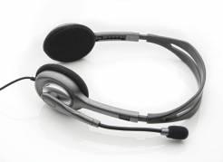 Logitech headset H110 Corded 3,5mm stereo-jack