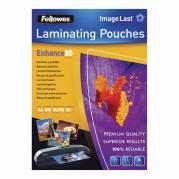 Fellowes lamineringslommer A4 80 mic blank